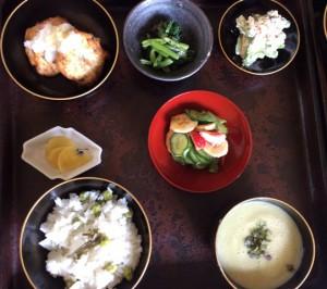 6月の料理
